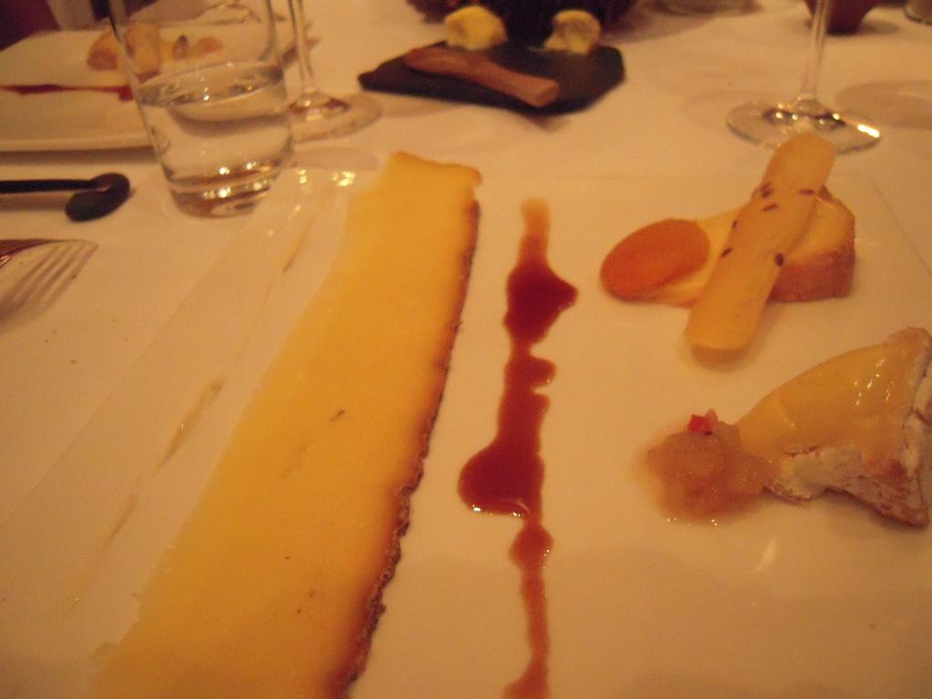 Restaurant le Coquillage レストラン・ル・コキヤージュ_a0066869_725232.jpg