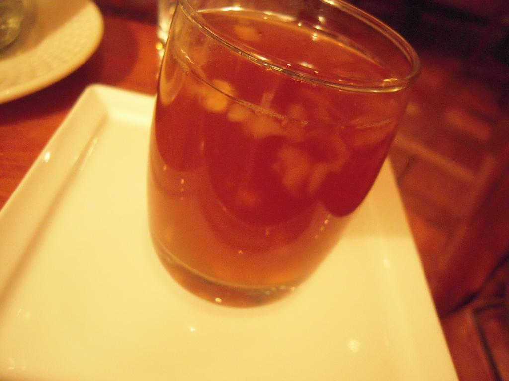 Restaurant le Coquillage レストラン・ル・コキヤージュ_a0066869_7272083.jpg