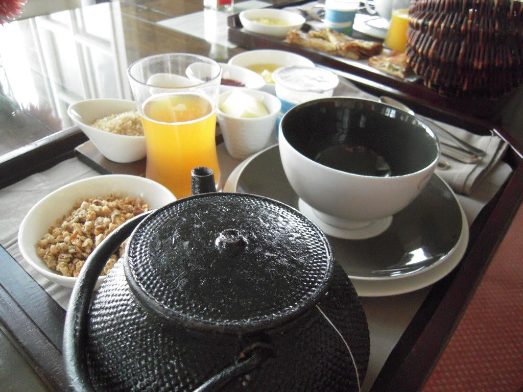 Restaurant le Coquillage レストラン・ル・コキヤージュ_a0066869_7282148.jpg