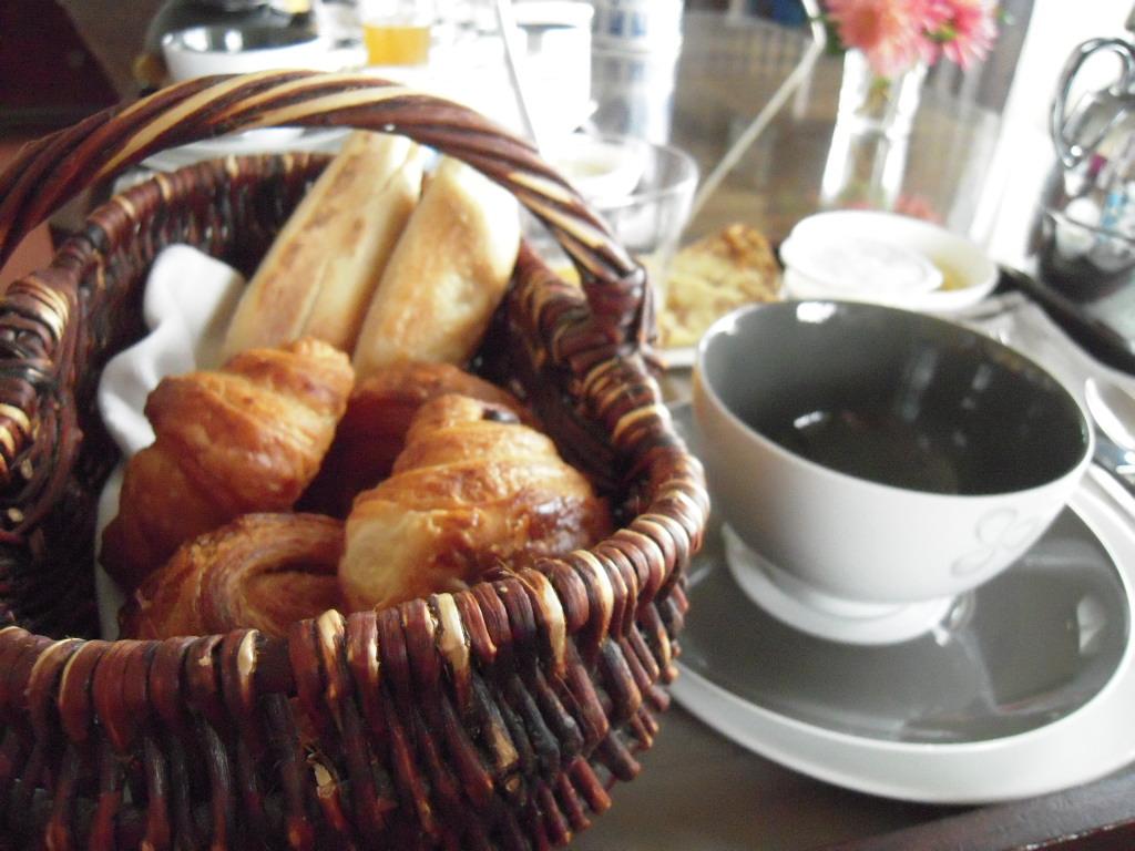 Restaurant le Coquillage レストラン・ル・コキヤージュ_a0066869_7284668.jpg
