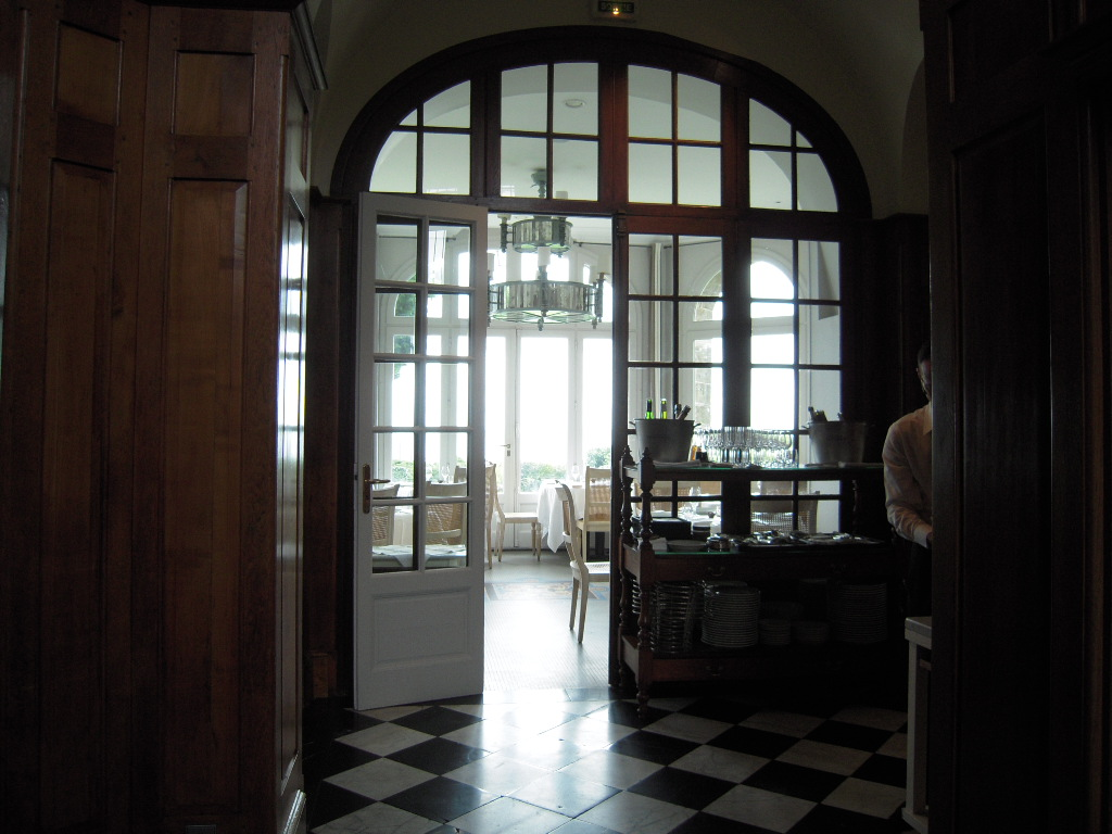 Restaurant le Coquillage レストラン・ル・コキヤージュ_a0066869_7323271.jpg