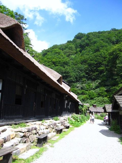キャンプ2日目~鶴の湯温泉_f0073070_22264440.jpg