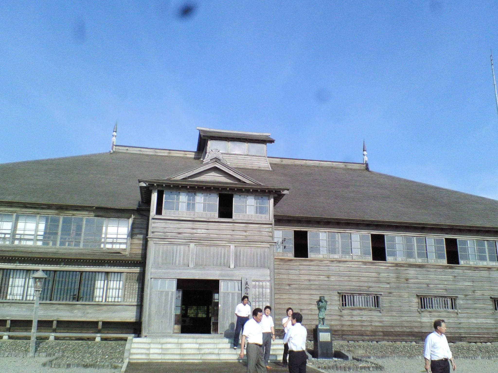 姉妹都市小平町に親善訪問_f0059673_2335932.jpg