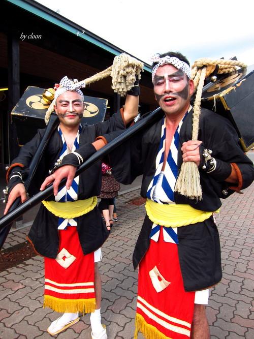 赤坂奴・狩太神社祭 ~ニセコ : ...