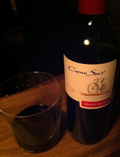 自転車ラベルの赤ワインそして合う音楽♪_c0037103_23432940.jpg