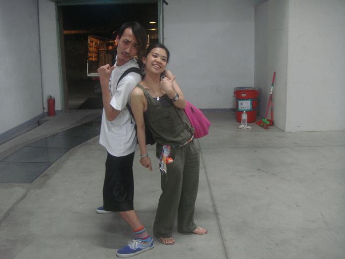 KAZ TAP SOLO。村田台湾一人旅。_f0137346_2552231.jpg