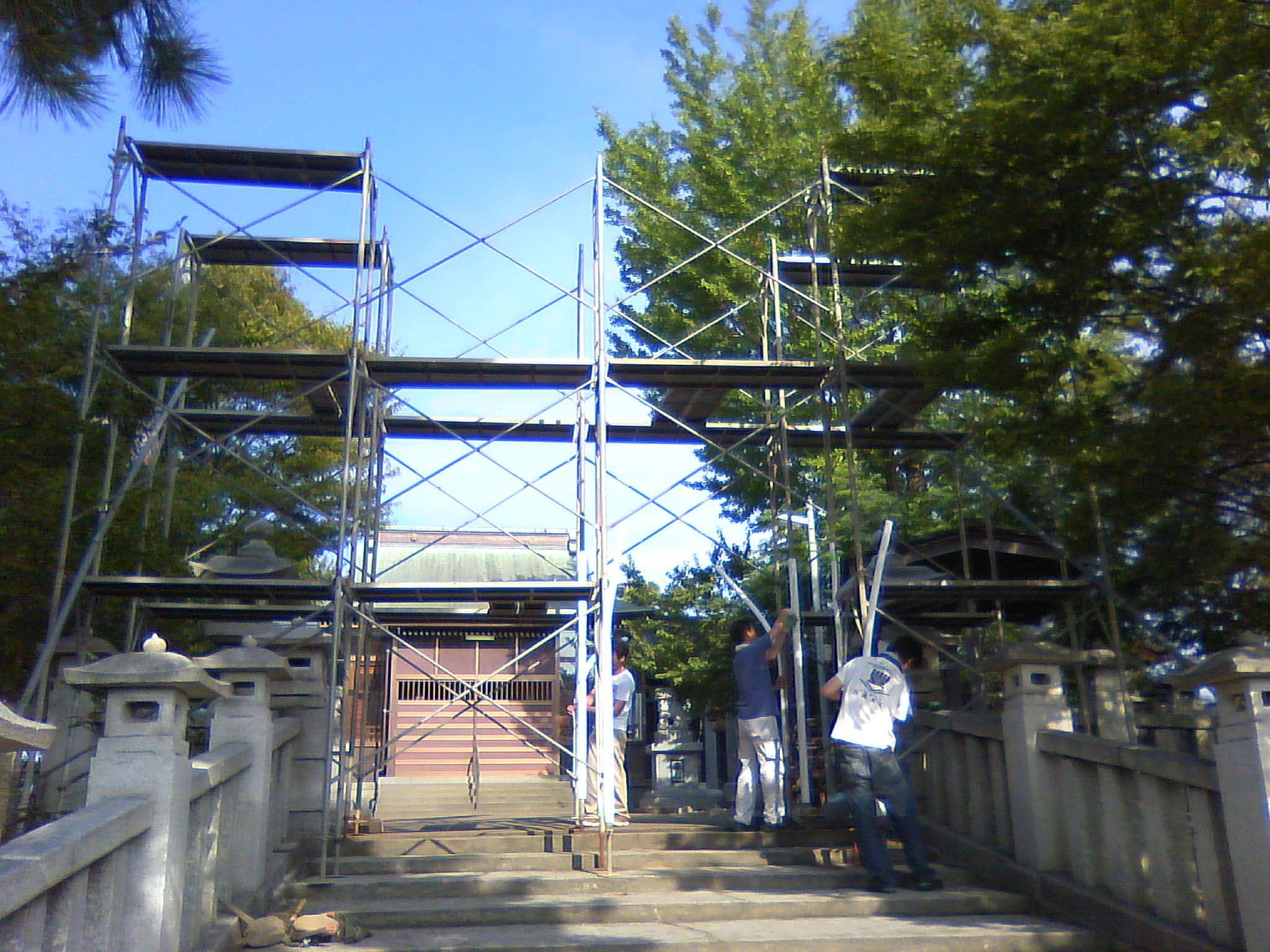 神社奉納_b0112351_8461648.jpg