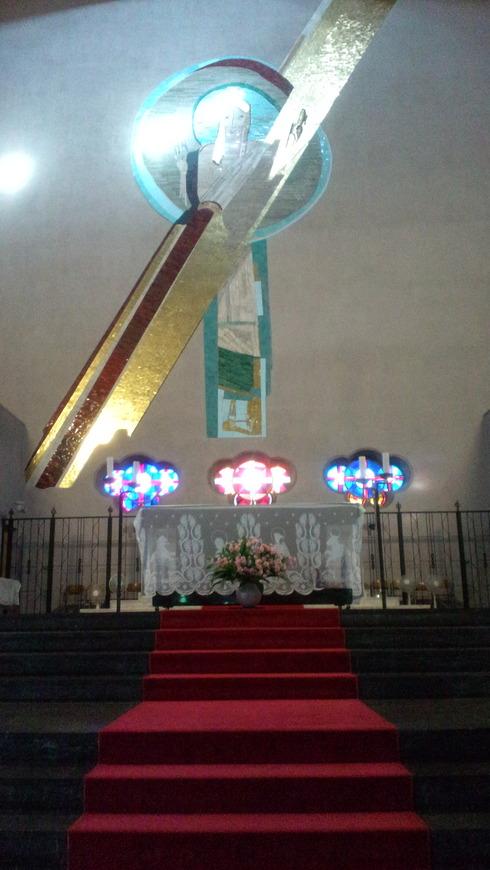 広島世界平和記念聖堂 カトリック幟町教会。。。.♡*† *・。・。+_a0053662_174058.jpg