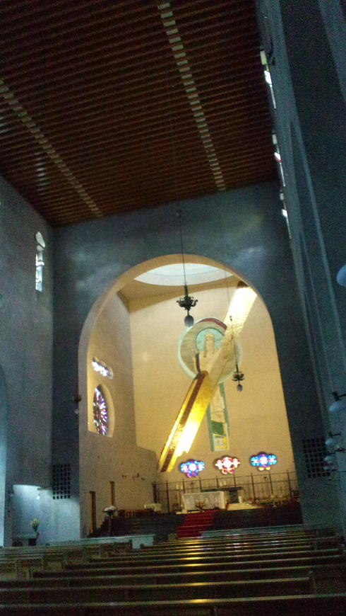 広島世界平和記念聖堂 カトリック幟町教会。。。.♡*† *・。・。+_a0053662_18221120.jpg