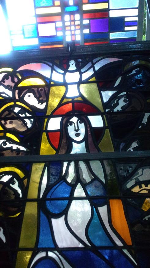 広島世界平和記念聖堂 カトリック幟町教会。。。.♡*† *・。・。+_a0053662_18325116.jpg