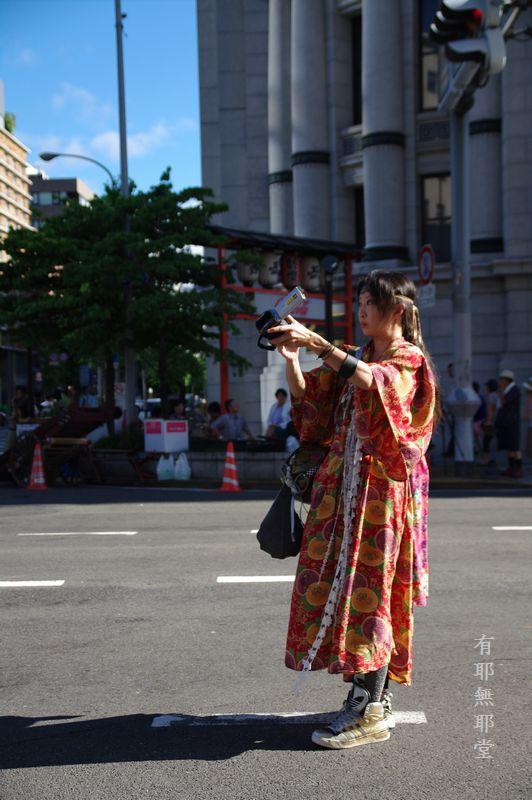 京都祇園祭・山鉾巡行の朝_a0157263_22135026.jpg