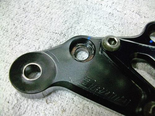 ZRX1200R 転倒修理・・・_c0086965_1848546.jpg
