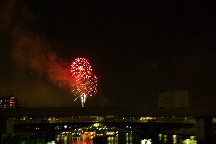 隅田川の花火/Sumida River Fireworks Festival_e0140365_23395133.jpg