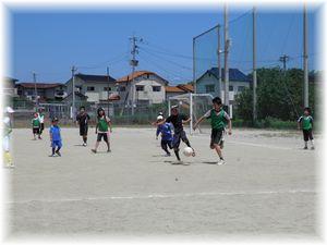 8月のサッカー教室_c0218303_23152954.jpg