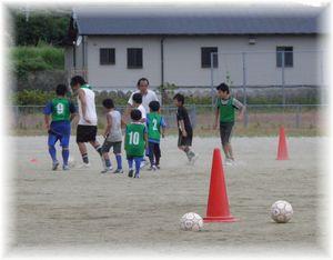 8月のサッカー教室_c0218303_23193830.jpg
