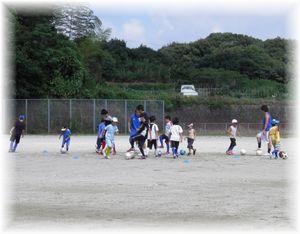 8月のサッカー教室_c0218303_23232428.jpg