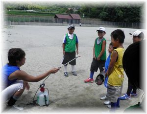 8月のサッカー教室_c0218303_23353935.jpg