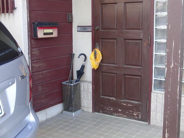 「我が家は大丈夫!他のお宅を救出して下さい!」黄色いバンダナ大作戦_f0141310_7821100.jpg