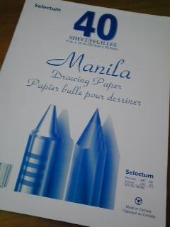 Manila Drawing Paper_c0210815_1054693.jpg