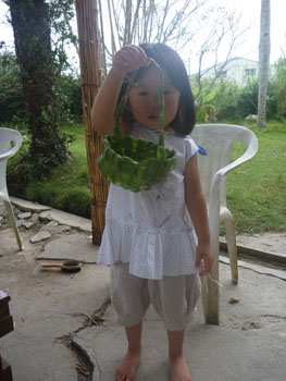 沖縄での作りもの_f0208315_1262544.jpg