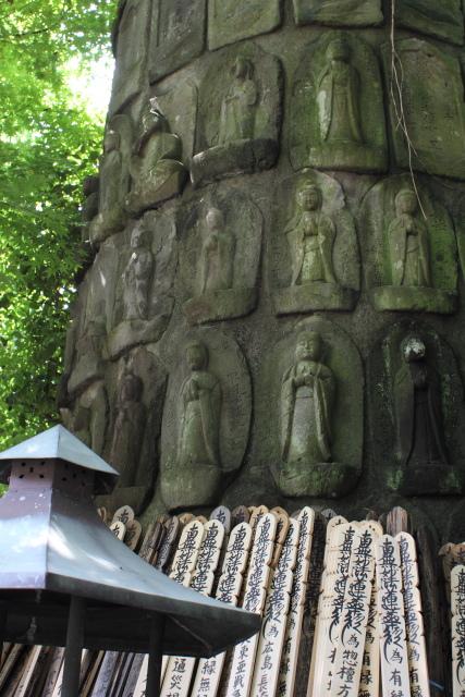 江ノ島  常立寺の無縁仏供養塔_b0061717_4582568.jpg