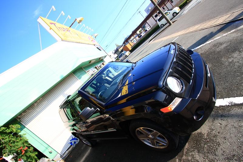 08モデル Jeepパトリオット入庫_f0105425_17171719.jpg