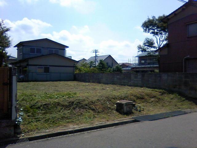 「シンプルで機能的な家」@内灘_b0112351_16313159.jpg