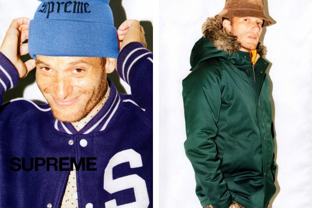 COOL TRANS: Supreme 2011 Fall/Winter Collection Lookbook featuring A-Ron_a0118453_1256571.jpg