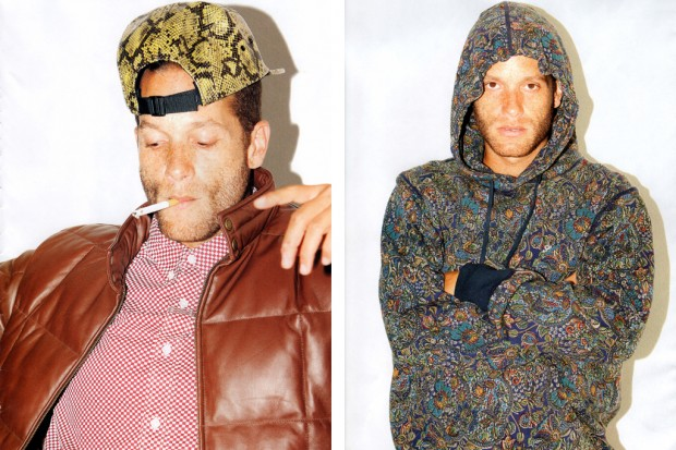 COOL TRANS: Supreme 2011 Fall/Winter Collection Lookbook featuring A-Ron_a0118453_12573361.jpg