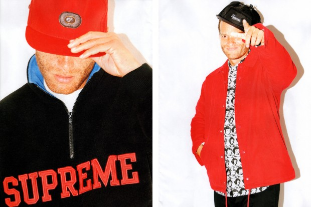 COOL TRANS: Supreme 2011 Fall/Winter Collection Lookbook featuring A-Ron_a0118453_12574216.jpg