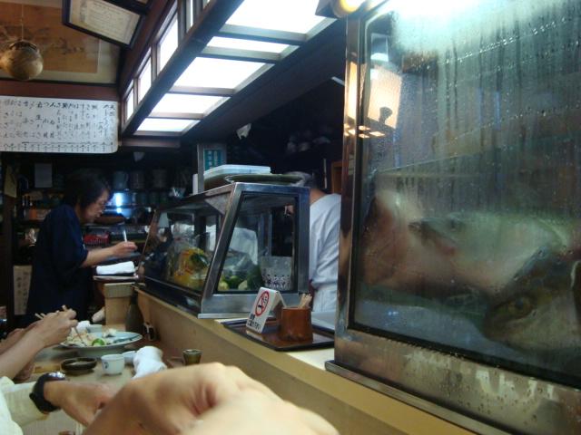 中野「季節魚料理 らんまん」へ行く。_f0232060_0212456.jpg