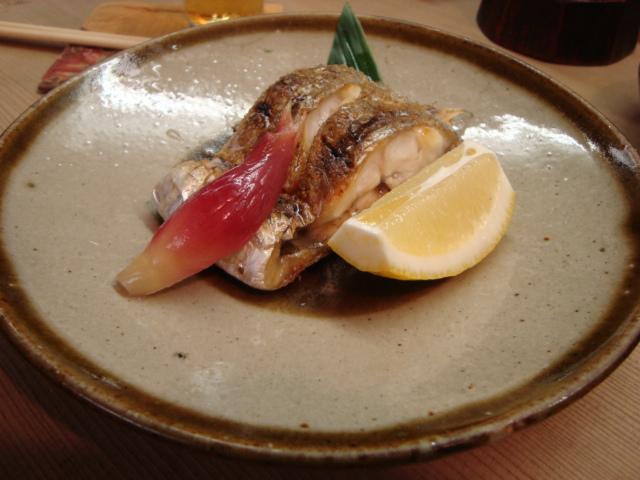 中野「季節魚料理 らんまん」へ行く。_f0232060_0253047.jpg