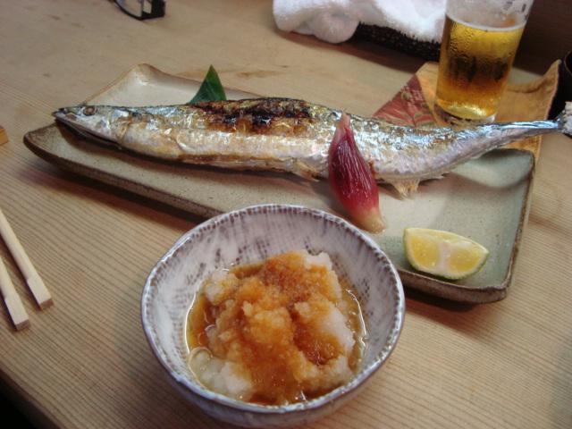 中野「季節魚料理 らんまん」へ行く。_f0232060_028542.jpg