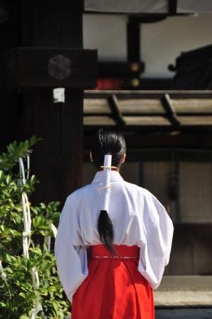 早朝散歩 下賀茂神社_e0164563_11384254.jpg