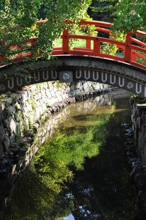 早朝散歩 下賀茂神社_e0164563_11385221.jpg