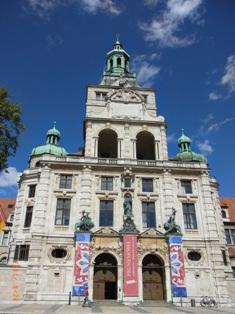 Bayerisches Nationalmuseum バイエルン・ナショナル博物館 _e0195766_4245738.jpg