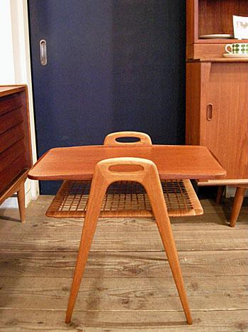 Side Table (DENMARK) & お知らせ_c0139773_1913343.jpg