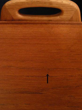 Side Table (DENMARK) & お知らせ_c0139773_192882.jpg