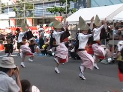2011高円寺阿波踊りを見ました。_d0126473_0294797.jpg