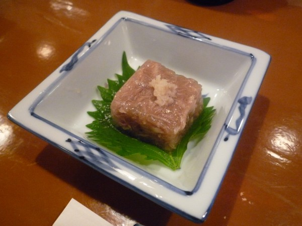富山 : 桜木町に何しにいったん?「魚処 やつはし」_e0152073_2474477.jpg