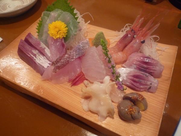 富山 : 桜木町に何しにいったん?「魚処 やつはし」_e0152073_2501832.jpg