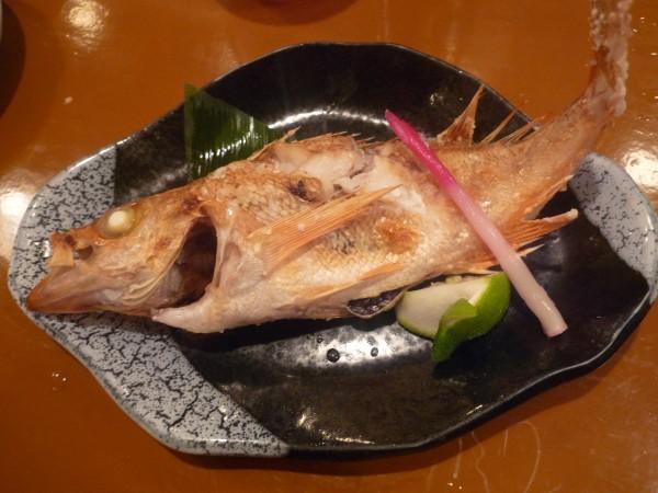 富山 : 桜木町に何しにいったん?「魚処 やつはし」_e0152073_3282731.jpg