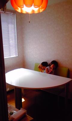 テーブルでの食事_c0023278_20401367.jpg