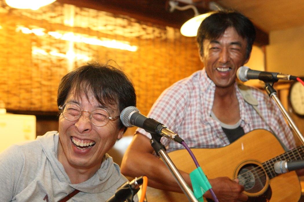 LOVE MUSIC IN 煉瓦屋 <4> 常陸太田市三才町_e0143883_18283549.jpg