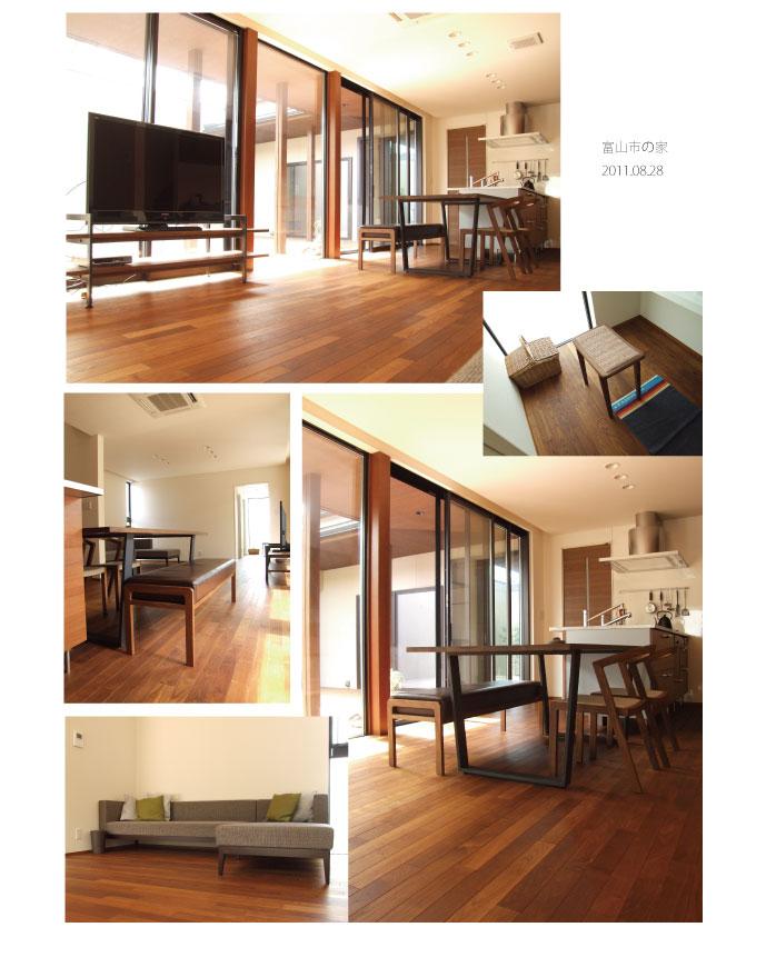 家具の納品とLIVING ART in OHYAMA に行ってきました。_d0224984_1714119.jpg