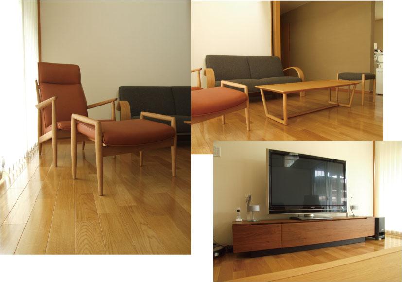 家具の納品とLIVING ART in OHYAMA に行ってきました。_d0224984_172181.jpg