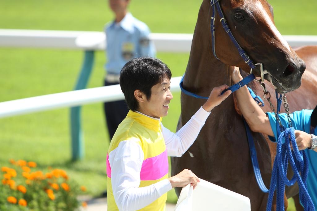 2011年8月28日 新潟記念_f0204898_1125296.jpg