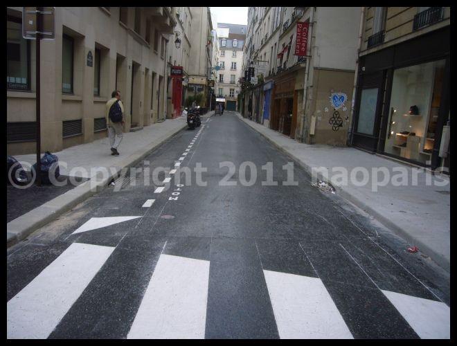 【Rue Princesse】工事終了(PARIS)_a0008105_22254183.jpg