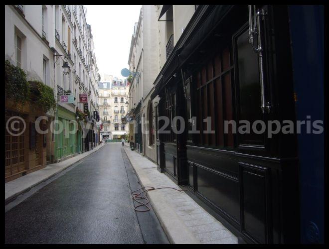 【Rue Princesse】工事終了(PARIS)_a0008105_2226252.jpg