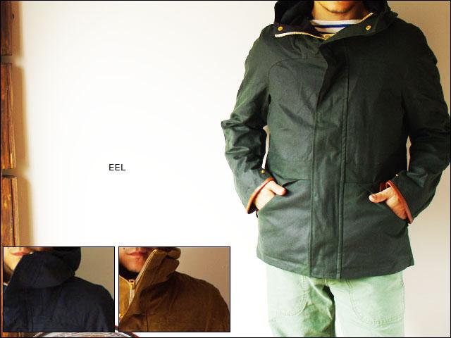 EEL [イール] EXPLORER エクスプローラー オイルドジャケット [EAW-11106] MEN\'S (BARBOUR) _f0051306_1657333.jpg